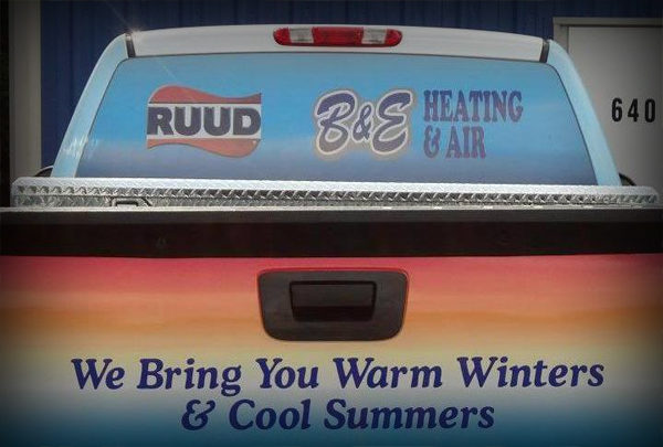 B & E Heating & Air, LLC
