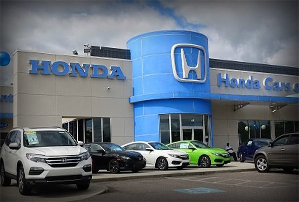 Honda Cars of Aiken