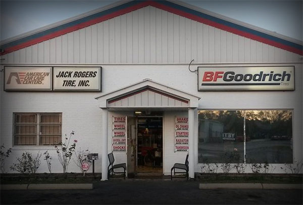 Jack Rogers Tire