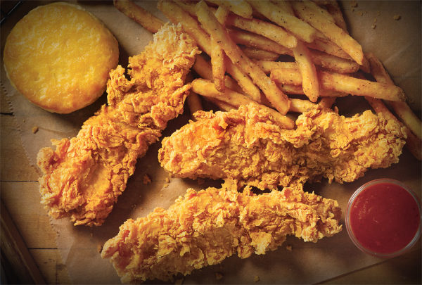 Popeye's Louisiana Kitchen – Aiken