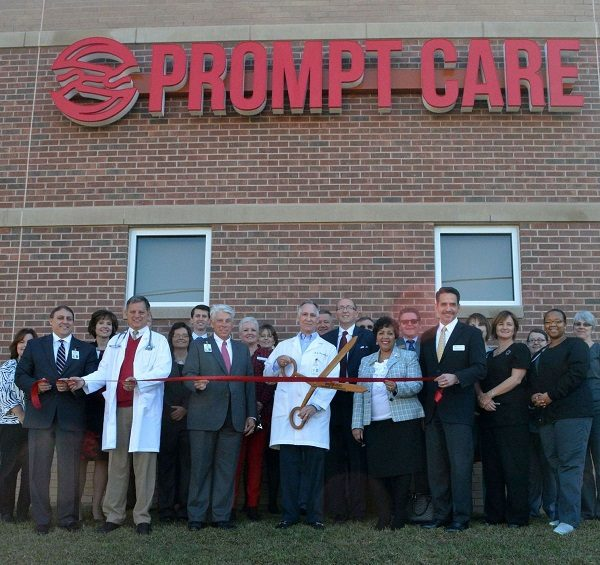 University Prompt Care – Silver Bluff