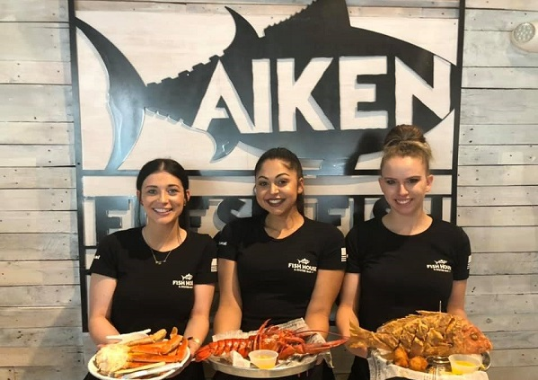 Aiken Fish House and Oyster Bar