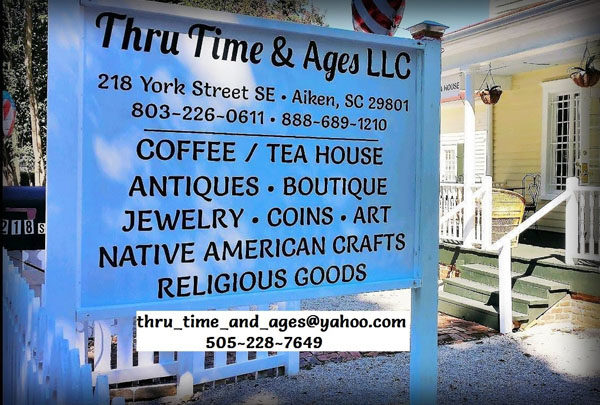 Thru Time & Ages, LLC