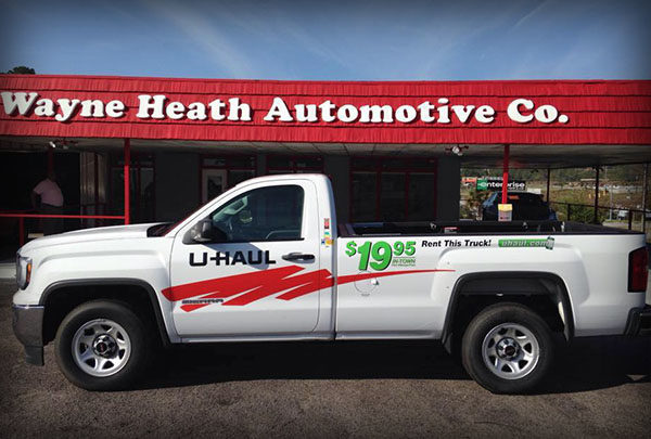 Wayne Heath Automotive Company