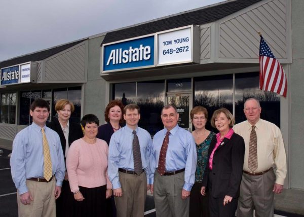 Allstate Insurance, Tom Young