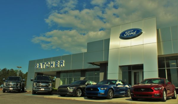 Satcher Ford