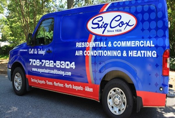 Sig Cox Heating and Air Conditioning, LLC