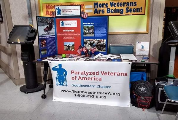 Paralyzed Veterans of America Southeastern Chapter