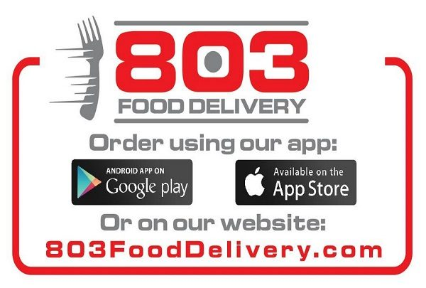 803 Food Delivery, LLC