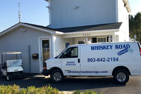 Whiskey Road RV & Boat Storage